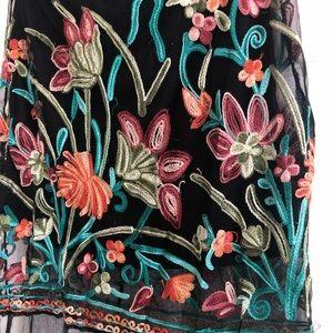 Skirts - Mesh skirt brand new never worn